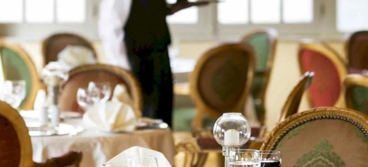 Hotel Pavillon Winter Luxor: Restaurant LUXOR