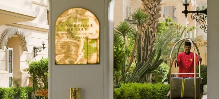 Hotel Pavillon Winter Luxor: Room - Detail LUXOR