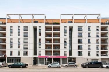 Hotel Appart'City Lyon Vaise Saint Cyr: Extérieur LYON