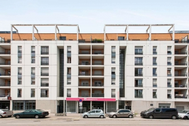 Hotel Appart'City Lyon Vaise Saint Cyr: Außen LYON