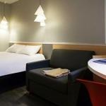 Hotel Ibis Lyon Gerland Musee Des Confluences