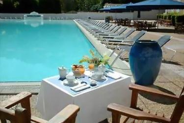 Hotel Lyon Metropole: Piscina Exterior LYON