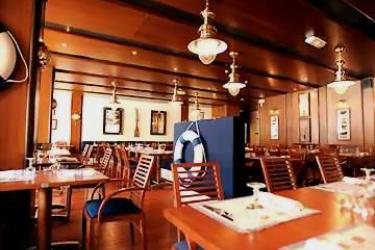 Hotel Lyon Metropole: Restaurante LYON