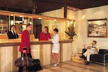 Hotel Lyon Metropole: Lobby LYON