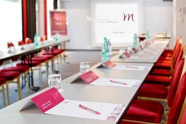 Hotel Mercure Lyon Charpennes: Sala de conferencias LYON