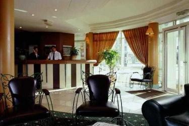 Hotel Mercure Lyon Charpennes: Außen LYON