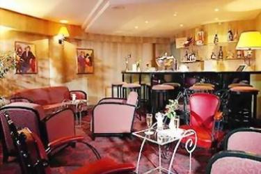 Hotel Mercure Lyon Charpennes: Bar LYON