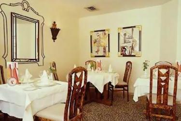 Hotel Mercure Lyon Charpennes: Restaurant LYON