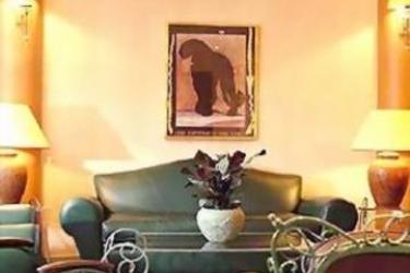 Hotel Mercure Lyon Charpennes: Lounge LYON