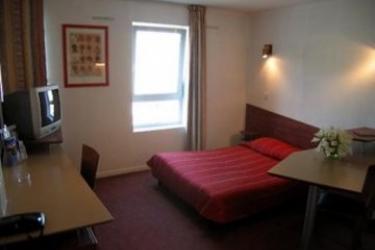 Residhotel Lyon Part Dieu: Bedroom LYON