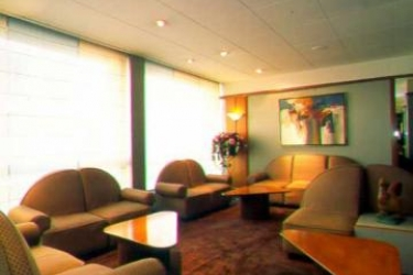 Hotel Axotel Perrache: Hall LYON