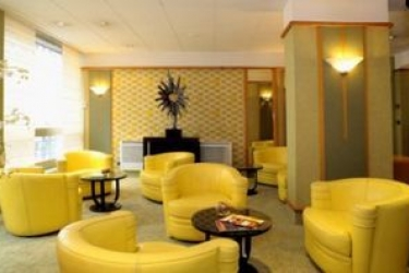 Hotel Axotel Perrache: Lobby LYON