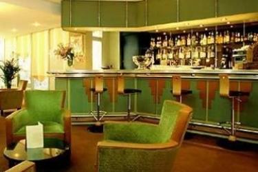 Hotel Axotel Perrache: Lounge Bar LYON