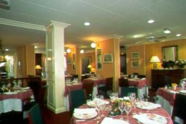 Hotel Axotel Perrache: Restaurante LYON