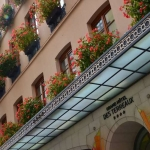 GRAND HOTEL DES TERREAUX 4 Sterne