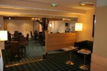 Hotel Akena City: Restaurante Exterior LYON