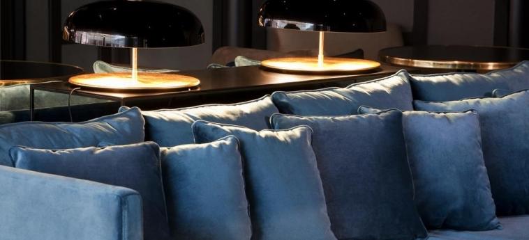 Hotel Marriott Lyon Cite Internationale: Bar LYON