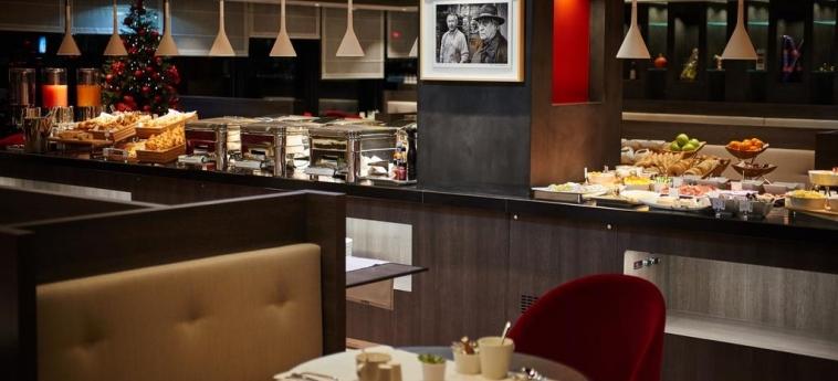 Hotel Marriott Lyon Cite Internationale: Buffet LYON
