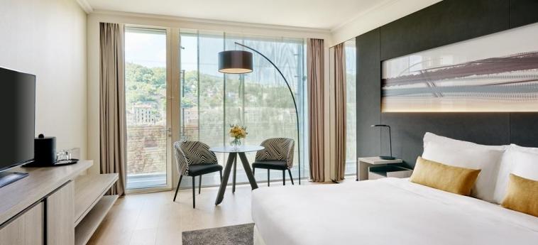 Hotel Marriott Lyon Cite Internationale: Habitación LYON
