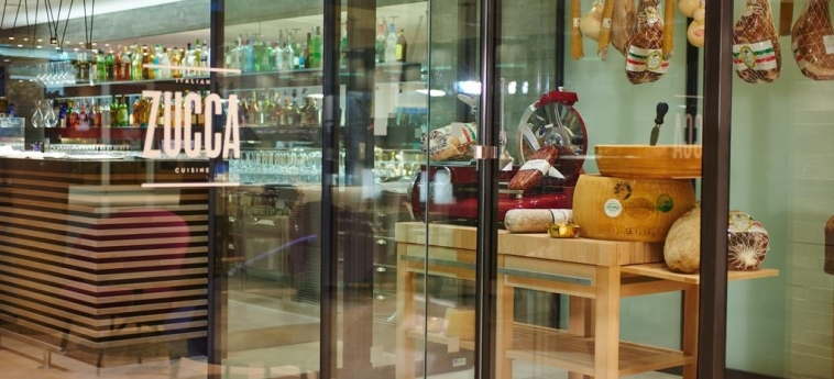 Hotel Marriott Lyon Cite Internationale: Restaurante LYON
