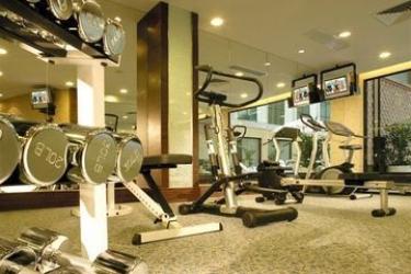 Hotel Golden Dragon: Centro Fitness MACAO