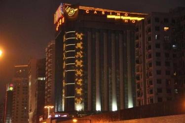 Hotel Golden Dragon: Esterno MACAO