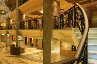Hotel Golden Dragon: Interno MACAO