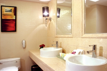 Casa Real: Badezimmer - Suite MACAU