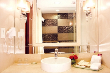 Casa Real: Badezimmer MACAU