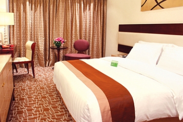 Casa Real: Schlafzimmer MACAU