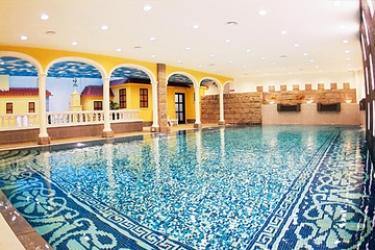 Casa Real: Indoor Swimmingpool MACAU