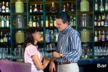 Hotel Grand Lapa: Bar MACAU