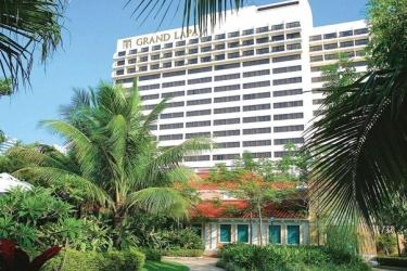 Hotel Grand Lapa: Exterieur MACAU