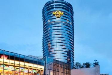 Hard Rock Hotel & Casino: Exterieur MACAU