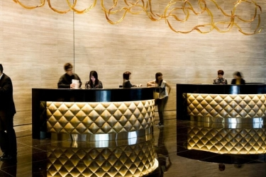 Hard Rock Hotel & Casino: Lobby MACAU