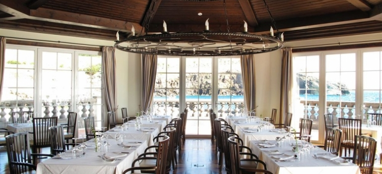 Quinta Do Lorde Resort Hotel Marina: Ristorante MADEIRA