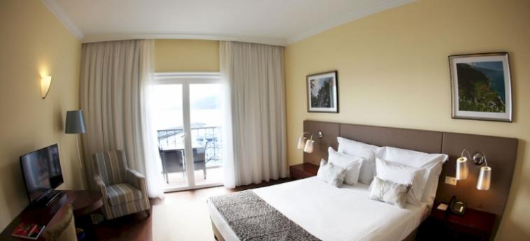 Quinta Do Lorde Resort Hotel Marina: Kamin MADEIRA