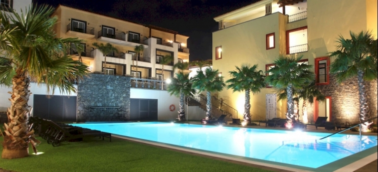 Quinta Do Lorde Resort Hotel Marina: Li Galli Room MADEIRA