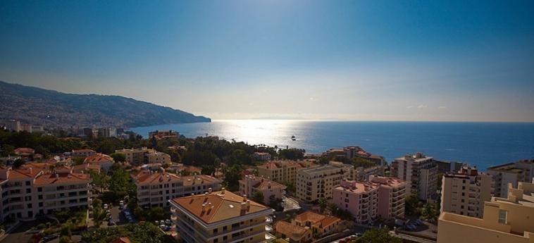 Hotel Dorisol Estrelicia: Panorama MADERE