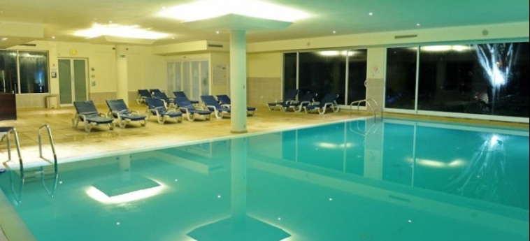 Hotel Dorisol Estrelicia: Piscine Couverte MADERE