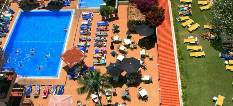 Hotel Dorisol Estrelicia: Piscine Découverte MADERE