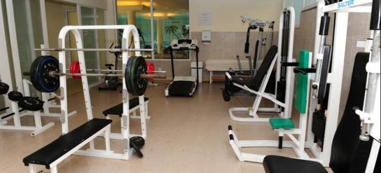 Hotel Dorisol Estrelicia: Salle de Gym MADERE