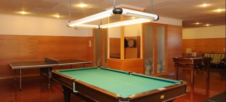 Hotel Dorisol Estrelicia: Salle de Jeux MADERE