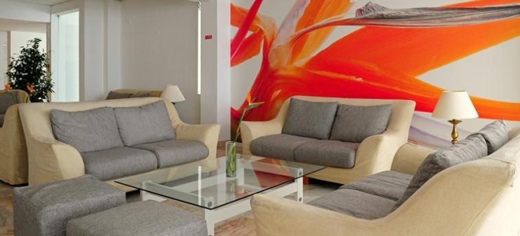 Hotel Dorisol Estrelicia: Salle Relax MADERE