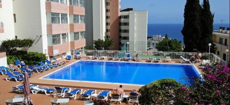 Hotel Dorisol Estrelicia: Swimming Pool MADERE