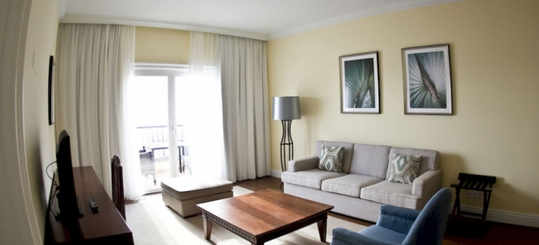 Quinta Do Lorde Resort Hotel Marina: Chambre Triple MADERE