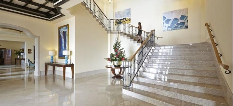 Quinta Do Lorde Resort Hotel Marina: Entrée MADERE