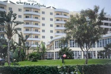 Suite Hotel Jardins D'ajuda: Exterieur MADERE