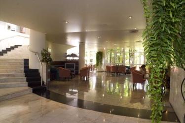Suite Hotel Jardins D'ajuda: Lobby MADERE