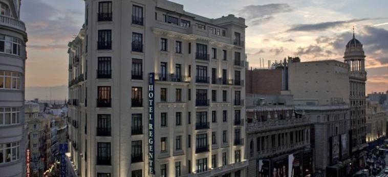 Hotel Regente: Außen MADRID